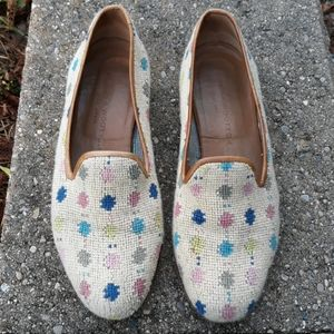Stubbs and Wootton loafers 8.5